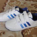 やっとみつけたお気に入りの靴を発見!