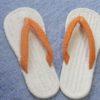 布草履という布でできた草履