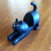 のび猫スマホスタンド