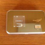 Pocket WiFi LTE(GL06P)